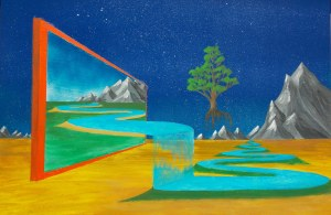 Robert Piasecki, Asymetria Przestrzeni / Assymetry of Space, 2012
