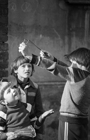 Jerzy Woropiński, Gry i zabawy, Warszawa, lata 70-te XX w.