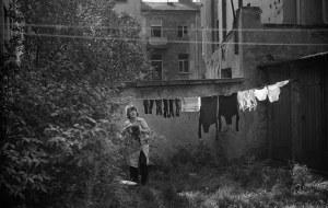 Jerzy Woropiński, Pranie, Warszawa Praga, lata 70-te XX w.