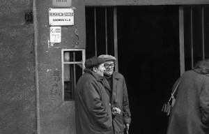 Jerzy Woropiński, Reperacja szczęk na ul. Ząbkowskiej Z Warszawa, lata 70-te XX w.