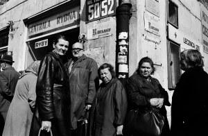 Jerzy Woropiński, Centrala Rybna na ul. Targowa 52/54 Warszawa, lata 70-te XX w.