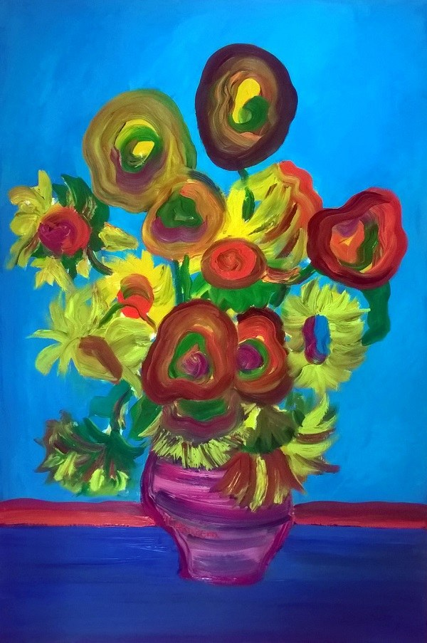 "Agnes Kutersky, ""Kolorowe kobiety"""
