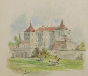 Tadeusz RYBKOWSKI (1848-1926), Podhorce