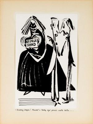 Marian Bogusz (1920 - 1980), George Sand