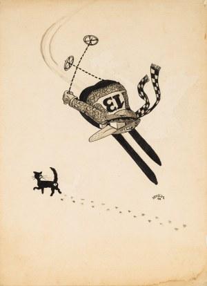 Kregler, Bez tytułu, 1958