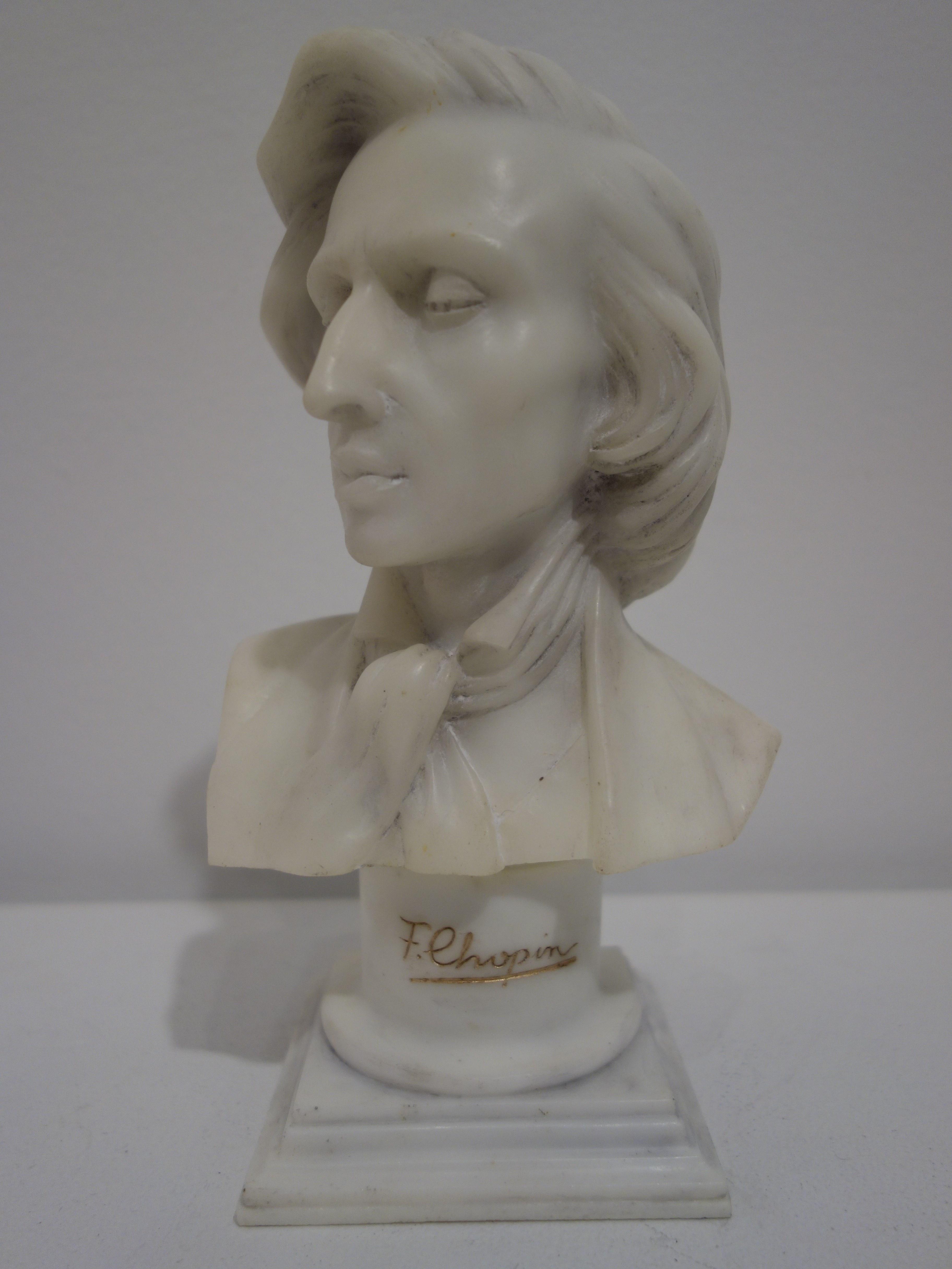 Andrzej Szczepaniec Setta, Fryderyk Chopin, 2010