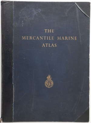 THE MERCANTILE MARINE ATLAS, 1952