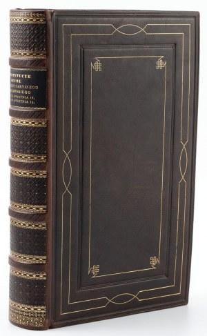 KONSTYTUCJE SEJMU ROZBIOROWEGO, 1775