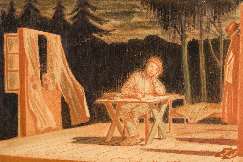Marian Konarski, (1909-1998), Wolność osobista, 1954
