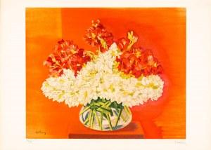 Mojżesz Kisling, (1891-1953), Kwiaty w wazonie