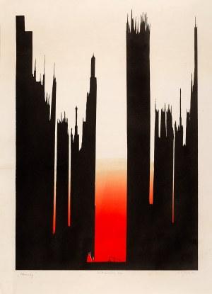 Henryk Opałka, (1929-2018), Woody, 1970