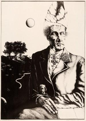 Andrzej A. Sadowski (1946-2016), Kolekcjoner Rembrandta, 1973