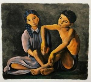 Mojżesz Kisling (1891 - 1953), Rodzeństwo (tytuł umowny)