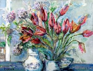 Henryk Krych (1905-1980), Tulipany