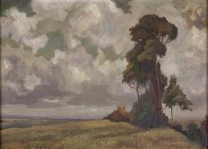 Stanisław Paciorek (1889 - 1952), Sosny, ok. 1930