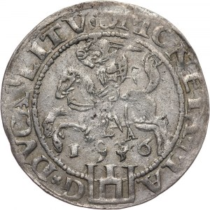 Zygmunt I Stary, grosz litewski 1536 A, Wilno