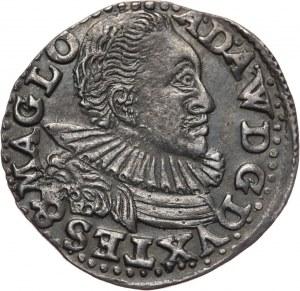 Śląsk, Księstwo Cieszyńskie, Adam Wacław, trojak 1597, Cieszyn