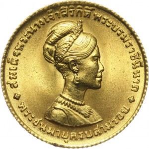 Tajlandia, Rama IX, 150 Baht 1968, królowa Sirikit