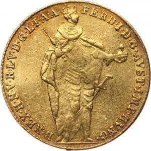 Węgry, Ferdynand I, dukat 1844, Kremnica