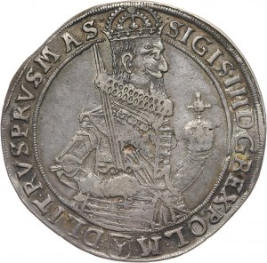 Zygmunt III Waza, talar 1631, Bydgoszcz