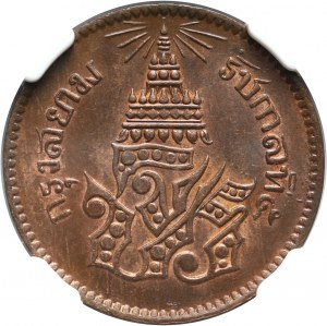 Tajlandia, Rama V, 1/2 Att (1 Solot) CS1236 (1874)