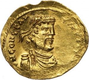 Bizancjum, Konstans II 641-668, semissis, Konstantynopol