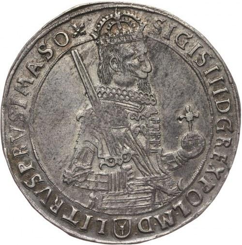 Zygmunt III Waza, półtalar 1631, Bydgoszcz