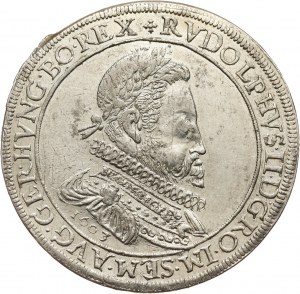 Austria, Rudolf II, talar 1603, Ensisheim