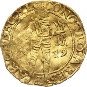 Niderlandy, Geldria, dukat 1649