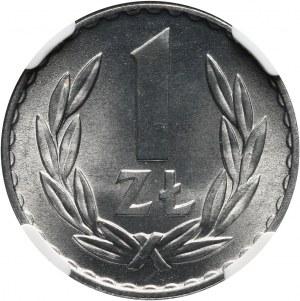 PRL, 1 złoty 1969