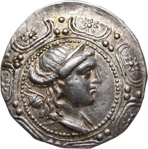 Grecja, Macedonia, tetradrachma 158-149 p.n.e., Amfipolis