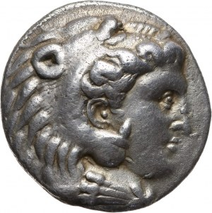 Greece, Macedonia, Philip III 323-317 BC, Tetradrachm 323-316 BC, Aradus