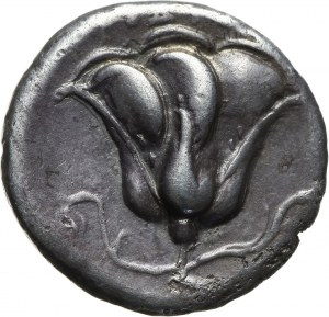 Grecja, Rodos, didrachma (stater) 387-304 p.n.e.