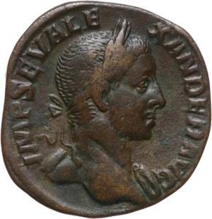 Cesarstwo Rzymskie, Aleksander Sewer 222-235, sesterc, Rzym