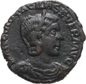 Cesarstwo Rzymskie, Mezja Górna, Otacilia Severa 244-249 (żona Filipa I), brąz, Viminacium lub Dacia