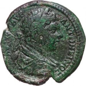 Cesarstwo Rzymskie, Karakalla 198-217, brąz, Pautalia