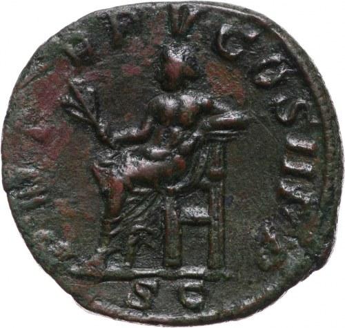 Cesarstwo Rzymskie, Gordian III 238-244, sesterc, Rzym