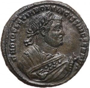 Cesarstwo Rzymskie, Dioklecjan 284-305, follis, Cyzicus