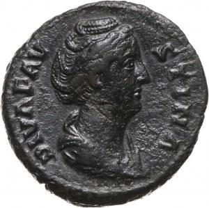 Cesarstwo Rzymskie, Faustyna I (żona Antoninusa Piusa 138-161), as, Rzym