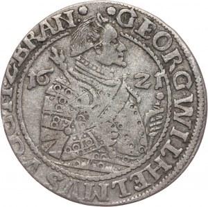 Prusy Książęce, Jerzy Wilhelm, ort 1621, Królewiec