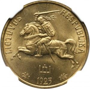 Litwa, 50 centów 1925