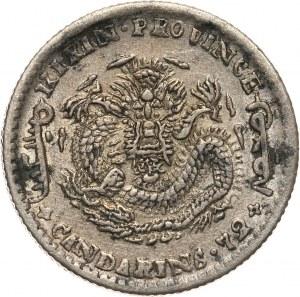 Chiny, Kirin, 10 centów 1899