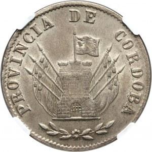 Argentyna, Cordoba, 8 reali 1852