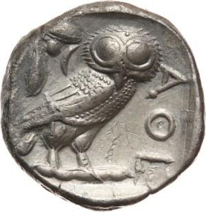 Grecja, Attyka, tetradrachma, po 449 roku p.n.e., Ateny