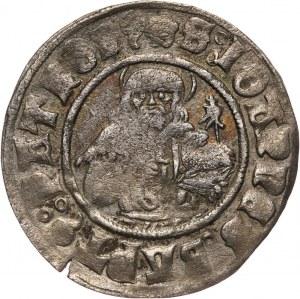 Śląsk, Wrocław, Władysław II Jagiellończyk 1471-1516, grosz miejski bez daty