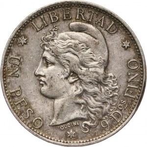 Argentyna, 1 peso 1882
