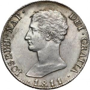 Hiszpania, Józef Napoleon, 20 reali 1811 M-AI, Madryt