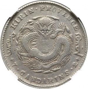 Chiny, Kirin, dolar 1900