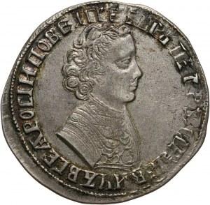 Rosja, Piotr I, rubel 1705, Krasnyj Dvor