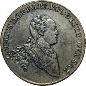 Ksawery (jako administrator), talar 1767 EDC, Drezno